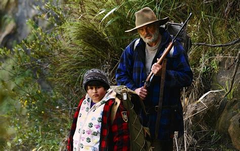On The Hunt For by Hunt For The Wilderpeople Review Thereelword Net