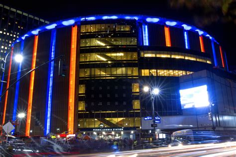madison square garden garden info new york knicks