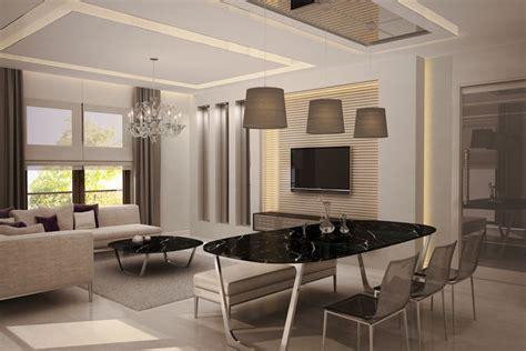 model living room modern scene cgtrader