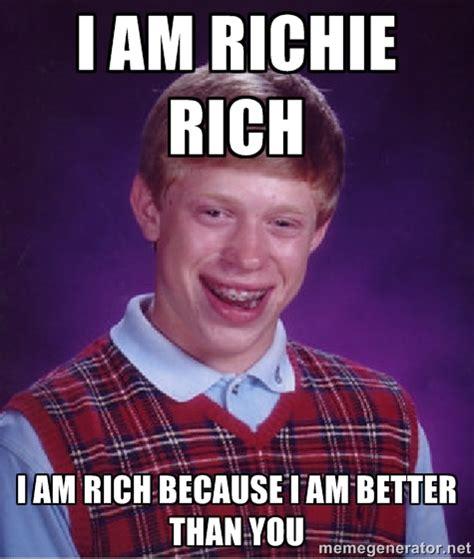 Rich Meme - richie rich memes image memes at relatably com