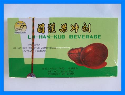 Teh Lo Han Kuo lo han kuo herbal beverage drink usa seller