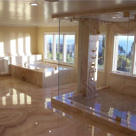 rich bathrooms next level marble bathroom via luxclubboutique life is