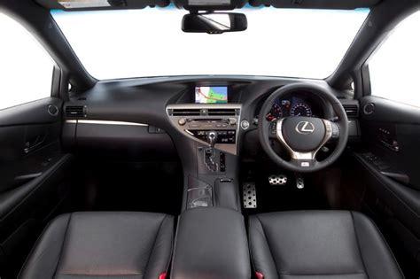 lexus rx interior 2012 2012 lexus rx 350 f sport interior
