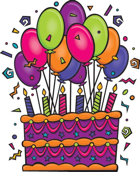 birthday cake cartoon   clip art  clip art  clipart library