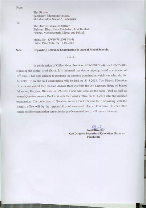 application letter for admission in nursery school application letter format for nursery admission
