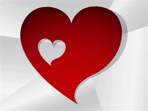 graduated heart shapes hearts vector cliparts co
