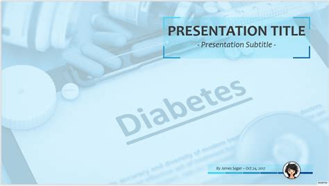 free diabetes ppt 73637 sagefox powerpoint templates