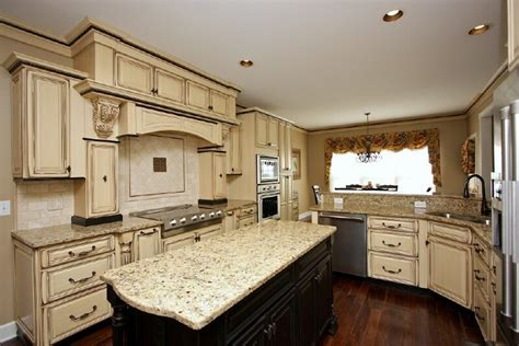 glazed kitchen cabinets off white glazed kitchen cabinets photo gallery of the