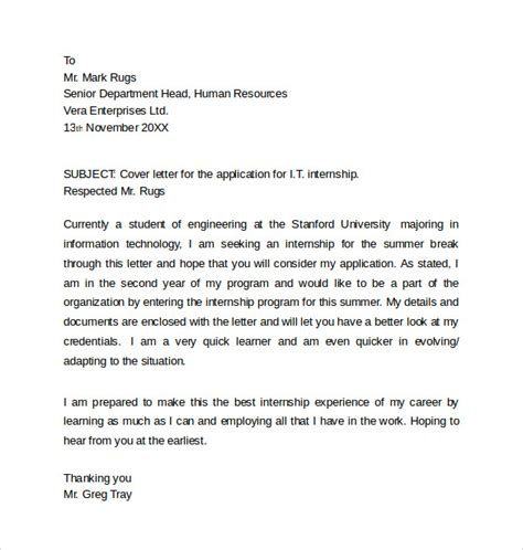 cover letter for political internship writing a cover letter for journalism internships