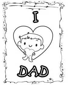 free printable birthday cards for dad to color