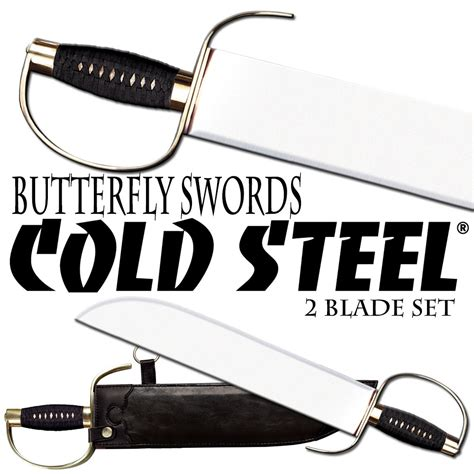 cold steel butterfly cold steel butterfly swords