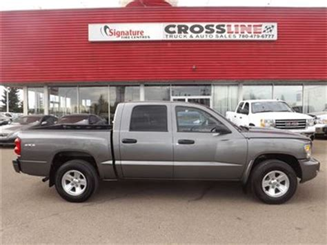 dodge dakota edmonton 2011 dodge dakota sxt edmonton alberta used car for