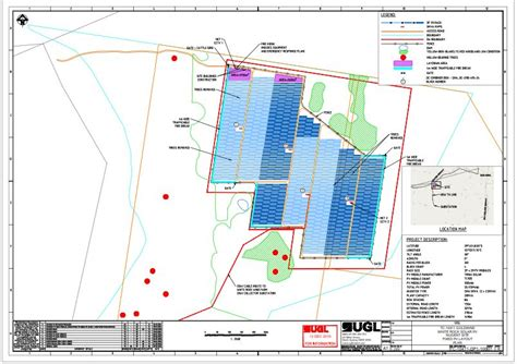 layout design com project layout white rock solar farm