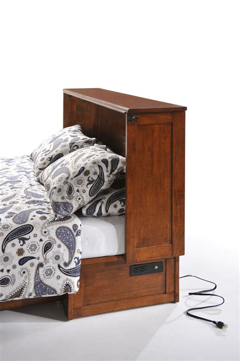 day clover murphy cabinet bed futon d or