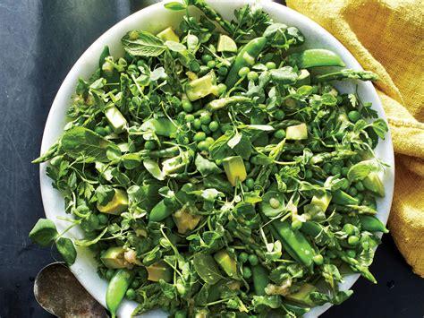 arugula egg and charred asparagus salad recipe cooking light