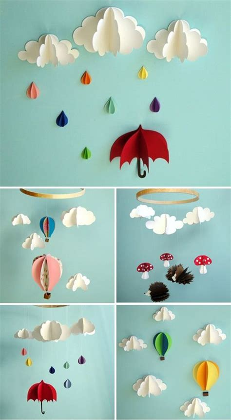 And Crafts With Paper - 40 diy paper crafts ideas for
