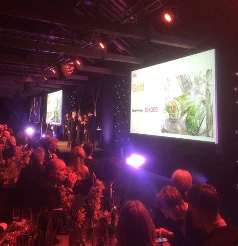 design effectiveness awards bronze silver and gold for design bridge at dba design