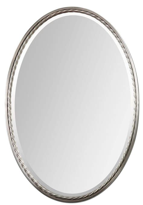 oval bathroom vanity mirrors 103 best mirrors for beach homes images on pinterest
