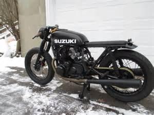 Suzuki Gs550 Cafe Racer Seat 1977 Suzuki Gs550 Cafe Racer Brat Honda