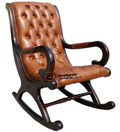 Rocking Office Chair by Chesterfield Slipper Rocking Office Nursing Library Chair