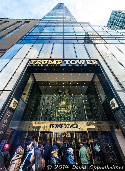 pictures of trump tower new york panoramio photo of trump tower in new york city