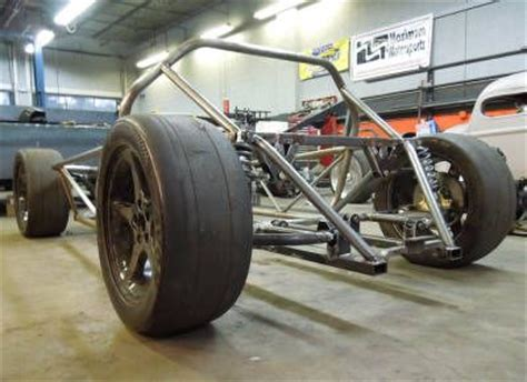 Frame Fwd Damiano 5 0 chassis mid engine custom kit cars rat rods