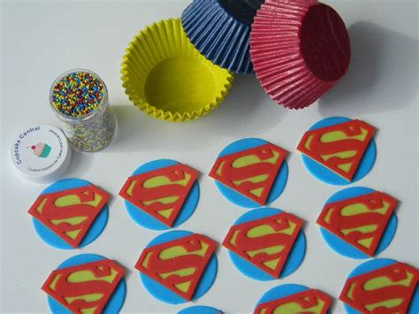 Cupcake Buttercream Birthday Package 26 best superman birthday images on