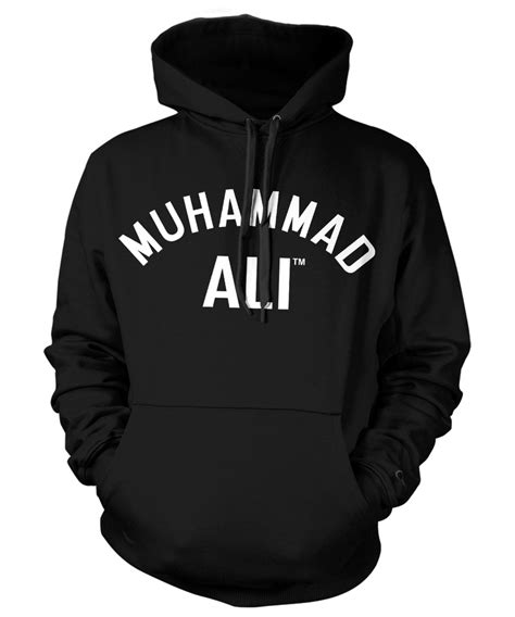 Hoodie Muhamad Ali 1 17 Best Images About Muhammad Ali Uk Official Clothing On