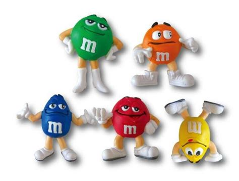m figures m m character pvc mini figure collectible store