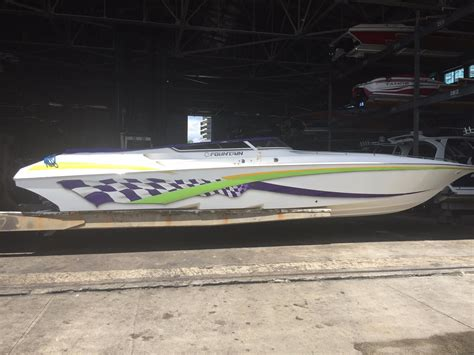 fountain boats miami 2005 fountain 38 lightning power boat for sale www