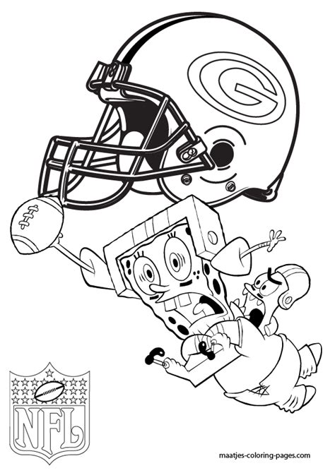 nfl coloring pages green bay green bay packers coloring pages coloring home