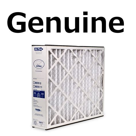 trion air filter xx genuine