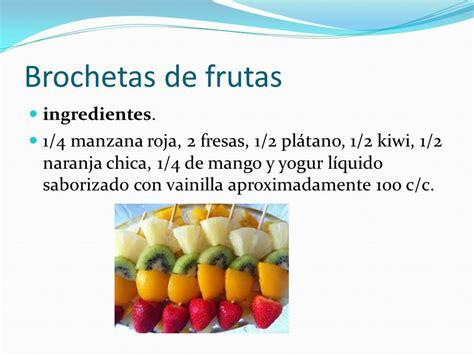 imagenes niños saludables recetas saludables para ni 241 os ppt descargar