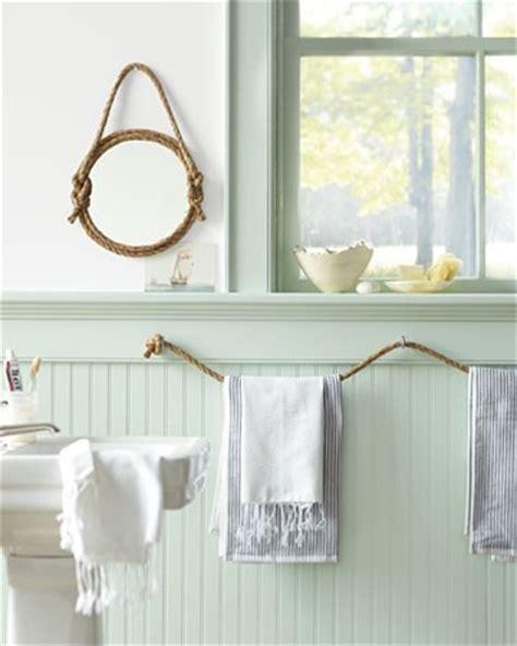 Seafoam Green Decorating Ideas by Seafoam Green Bathroom Cottage Bathroom Martha Stewart