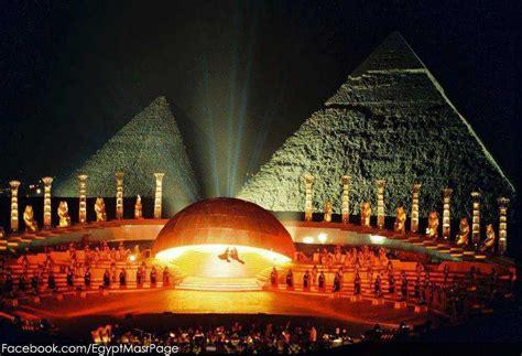 sound and light show giza sound light show at giza pyramids by bhgat tripoto