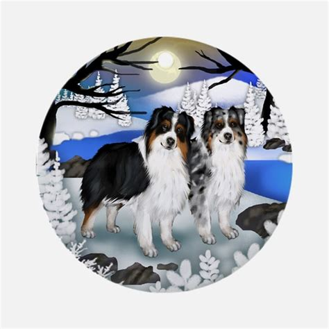 australian shepherd ornaments australian shepherd ornaments 1000s of australian