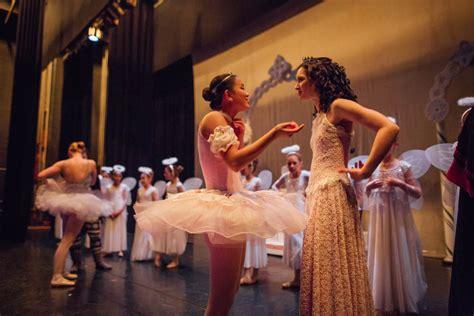 show princess nutcracker ballet before show princess 5847