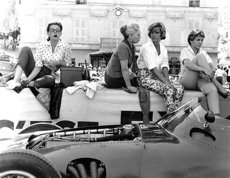 Promo Blouse Marsha photo gallery vintage grid motorsport retro