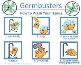 how to wash colors germbusters healthy learning paths