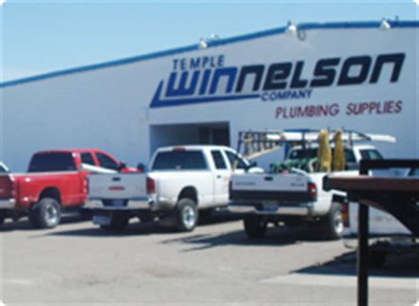 Plumbing Supply Temple Tx by Temple Winnelson Plumbing Supplies
