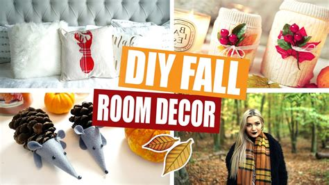 fall room decor diy diy fall autumn room decor