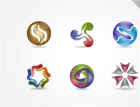 14 3d logo design psd images 3d logo mockup psd template