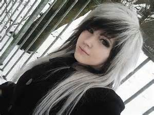 black and white hair color 34 hairstyles for hairstyles 2016 2017