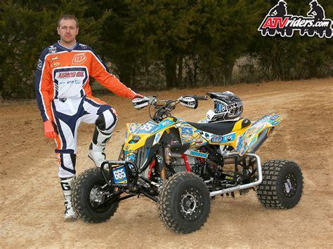 pro motocross racers ronnie higgerson pro atv motocross racer