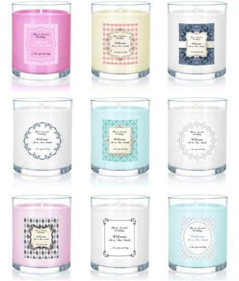 design labels for candles custom candles labels select text styles label designs