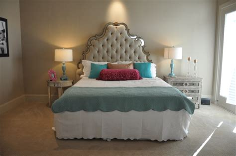 mirror headboard bed tufted mirrored headboard french bedroom