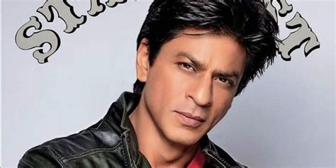 Shahrukh Khan Dubbed 'The Czar of Bollywood' On Stardust Cover