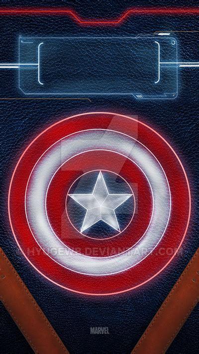 captain america lock screen wallpaper captain america civilwar iphone 6 lockscreen by