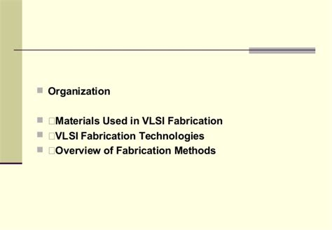layout design rules in vlsi ppt vlsi design and fabrication ppt