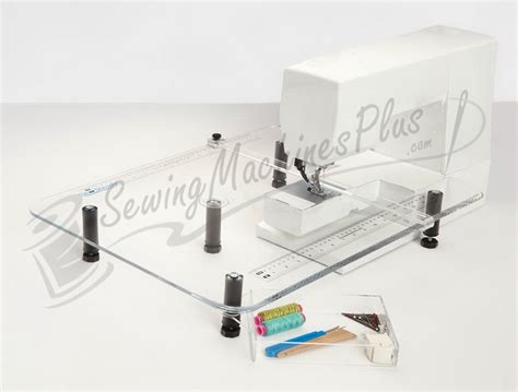 world 18 x 24 large sew steady extension table